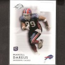 MARCELL DAREUS 2011 Topps Legends Rookie Card RC - Buffalo Bills & Alabama Crimson Tide