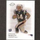 STEVAN RIDLEY 2011 Topps Legends Rookie Card RC - New England Patriots & LSU Tigers