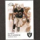 DARREN McFADDEN 2011 Topps Legends Bronze /299 - Raiders & Arkansas Razorbacks