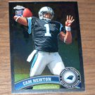 CAM NEWTON 2011 Topps Chrome Rookie Card RC - Carolina Panthers & Auburn Tigers