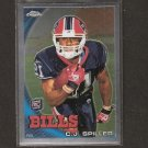 CJ C.J. SPILLER 2010 Topps Chrome Rookie RC - Bills & Clemson Tigers