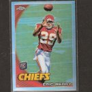 ERIC BERRY 2010 Topps Chrome Refractor Rookie RC - Chiefs & Tennesse Volunteers