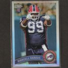 MARCELL DAREUS 2011 Topps Chrome Refractor Rookie RC - Bills & Alabama Crimson Tide