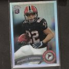 JACQUIZZ RODGERS 2011 Topps Chrome Refractor Rookie RC - Falcons & Oregon State Beavers