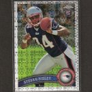 STEVAN RIDLEY 2011 Topps Chrome X-Fractor RC Rookie - Patriots & LSU Tigers