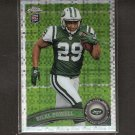 BILAL POWELL 2011 Topps Chrome X-Fractor RC Rookie - Jets & Louisville Cardinals