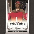 JULIO JONES - 2011 Playoff Prestige Rookie - Atlanta Falcons & Alabama Crimson Tide