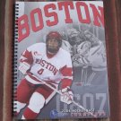 2006 Boston University Terriers NCAA MEDIA GUIDE - BU Hockey, Gilroy, Yip, Strait