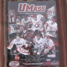 2008-09 UMASS Minutemen NCAA PROGRAM - Hockey East