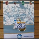2008 NCAA Hockey Frozen Four National Championship Poster-BC Eagles, Notre Dame, Michigan State, UND