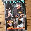 JASON KENDALL CFW Creative Sports, Inc. Poster - Pittsburgh Pirates