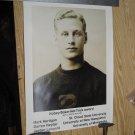 2002 NCAA Hockey Hobey Baker Award POSTER-Hartigan, Haydar & Leopold-St. Cloud State, UNH, Minnesota