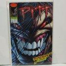 PITT Comic Book Run, Set, Lot #1,2,3,4,5,6,7 - DALE KEOWN - Image Comics #1-7