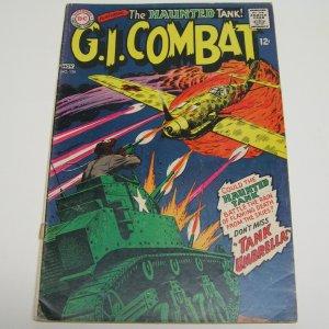 GI - G.I. Combat #126 - DC Comics - Haunted Tank - 12 cent cover
