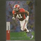 COURTNEY UPSHAW 2012 Upper Deck '93 SP Premiere Foil RC - Ravens & Alabama Crimson Tide
