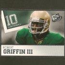 ROBERT GRIFFIN III - RG III - 2012 Press Pass RC - Redskins & Baylor Bears