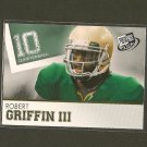 ROBERT GRIFFIN III - RG III - 2012 Press Pass GOLD RC - Redskins & Baylor Bears