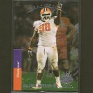 BRANDON THOMPSON 2012 Upper Deck '93 SP Premiere Foil RC - Bengals & Clemson Tigers