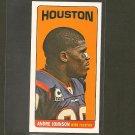 ANDRE JOHNSON 2012 Topps Tall Boy - Houston Texans & Miami Hurricanes