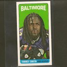 TORREY SMITH 2012 Topps Tall Boy - Baltimore Ravens & Maryland Terrapins