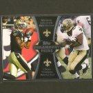 MARQUES COLSTON & PIERRE THOMAS 2012 Topps Paramount Pairs RC - New Orleans Saints