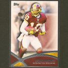 JABAR GAFFNEY 2012 Topps Prolific Players - Redskins & Florida Gators