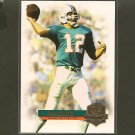 BOB GRIESE 2012 Topps QB Immortals -  Dolphins & Purdue Boilermakers