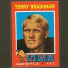 TERRY BRADSHAW 2012 Topps Rookie Reprint - Pittsburgh Steelers & Louisiana Tech