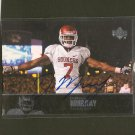 DeMARCO MURRAY 2011 Upper Deck College Legends Autograph RC - Philadelphia Eagles & Oklahoma Sooners