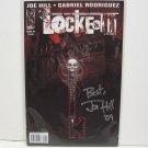 LOCKE & KEY #1 Autographed by Joe Hill 2008 - IDW Comics - SECOND PRINT