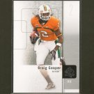 GRAIG COOPER - 2011 SP Authentic Rookie RC - Eagles & Miami Hurricanes