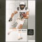 JEFF MAEHL - 2011 SP Authentic Rookie RC - Texans & Oregon Ducks