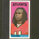 JULIO JONES 2012 Topps Tall Boy - Falcons & Alabama Crimson Tide