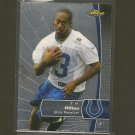 T.Y. TY HILTON 2012 Finest Rookie RC -  Indianapolis Colts & Florida International
