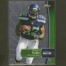 ROBERT TURBIN 2012 Finest Rookie RC -  Seattle Seahawks & Utah State