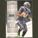 MARSHAWN LYNCH 2012 Panini R&S Statistical Standouts -  Seahawks & Cal Golden Bears