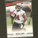 MICHAEL SMITH 2012 Panini R&S Rookies & Stars RC -  Buccaneers & Utah State