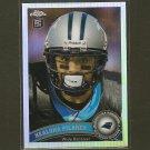 KEALOHA PILARES 2011 Topps Chrome Refractor RC -  Carolina Panthers & Hawaii