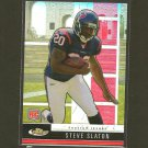 STEVE SLATON 2008 Finest Refractor RC -  Dolphins & West Virginia Mountaineers