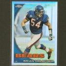 BRIAN URLACHER 2010 Topps Chrome Refractor -  Chicago Bears & New Mexico