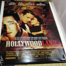 HOLLYWOODLAND Authentic Movie Poster - Double Sided - Ben Affleck, Adrien Brody, Diane Lane - 2006
