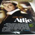ALFIE Authentic Movie Poster - Double Sided - Jude Law, Marissa Tomei, Susan Sarandon - 2004