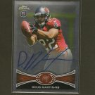 DOUG MARTIN 2012 Topps Chrome Autograph Rookie RC - Buccaneers & Boise State