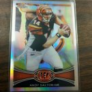 ANDY DALTON 2012 Topps Chrome Refractor - Bengals & TCU Horned Frogs