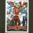 LARRY FITZGERALD 2012 Topps Chrome Refractor - Arizona Cardinals & Pitt Panthers