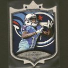KENDALL WRIGHT 2012 Topps Strata Die Cut Shield Rookie Card RC - Tennessee Titans & Baylor Bears