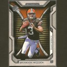 BRANDON WEEDEN 2012 Topps Strata Rookie RC -  Browns & Oklahoma State Cowboys
