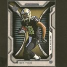 NICK TOON 2012 Topps Strata Rookie RC -  Saints & Wisconsin Badgers