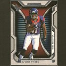 DeVIER POSEY 2012 Topps Strata Rookie RC -  Houston Texans & Ohio State Buckeyes