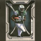 STEPHEN HILL 2012 Topps Strata Rookie RC -  NY Jets & Georgia Tech